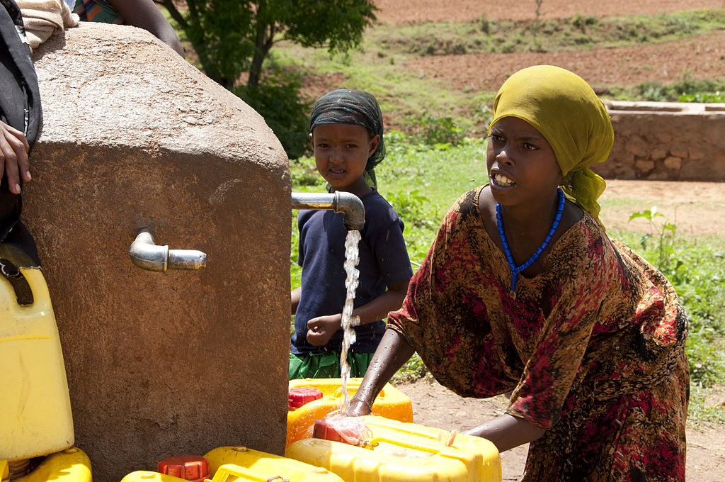 African water scarcity