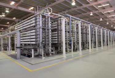 GE water Sulaibiya Plant