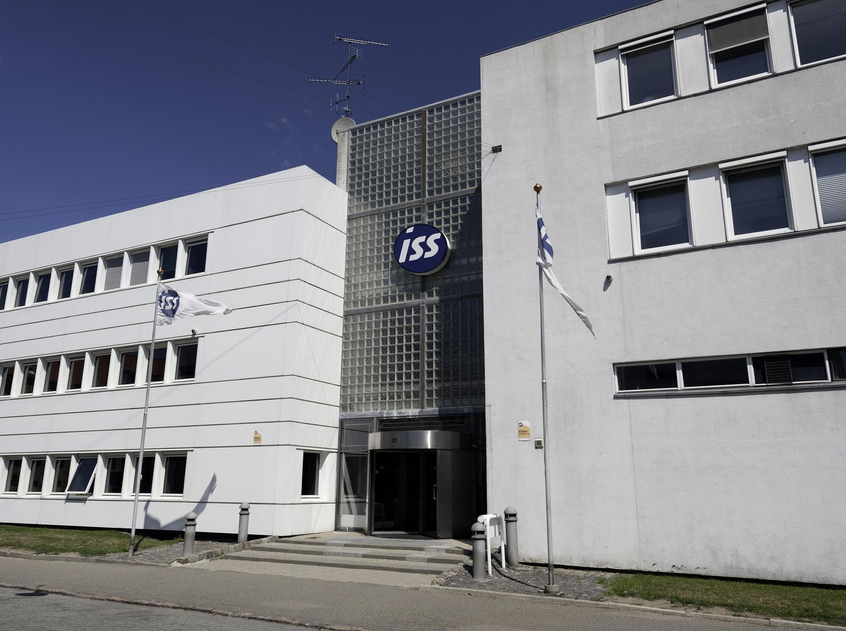 ISS headquarter Denmark