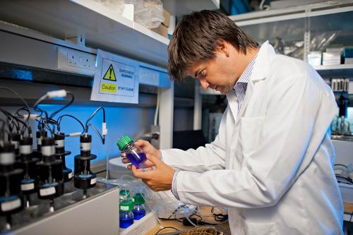 masdar desalination research