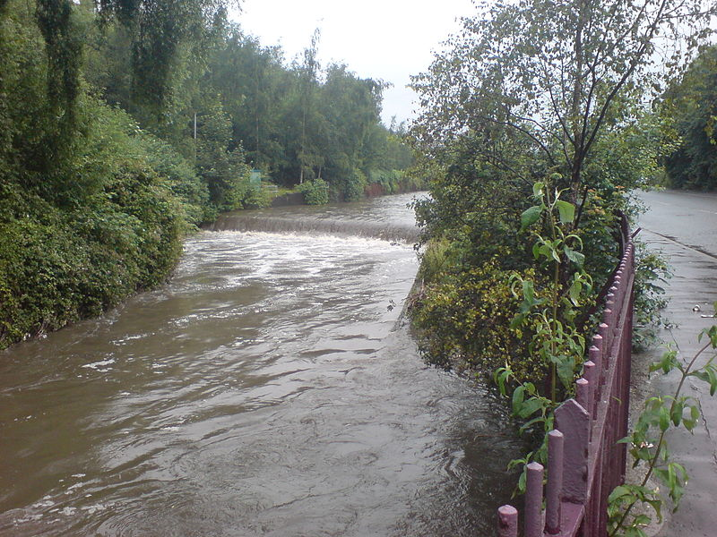 IRK river