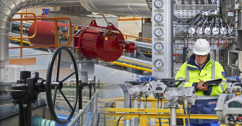 rotork machinery