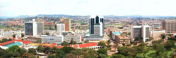 The city of Kampala; the Gaba III plant has been designed to help meet the needs of the Greater Kampala area to 2015.