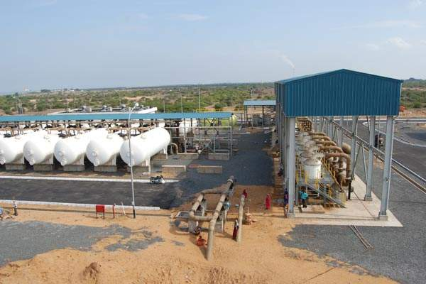 The Minjur desalination plant is located in the state of Tamil Nadu, India, and will start operations in May 2010.