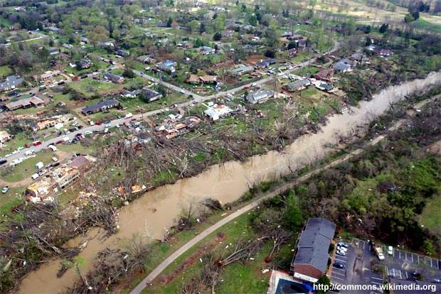 Murfreesboro is susceptible to tornadoes so a secure, clean source of water is vital.