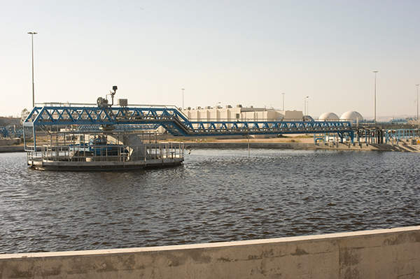 best service 220ba 9e6d5 As-Samra Wastewater Treatment Plant is the largest such treatment facility  in Jordan. Image