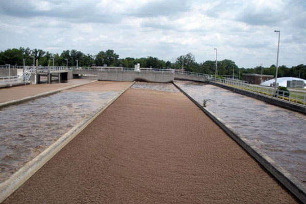 Sinking Creek Wastewater Treatment Plant is the only such plant in the city of Murfreesboro. Image: courtesy of Hazen and Sawyer.
