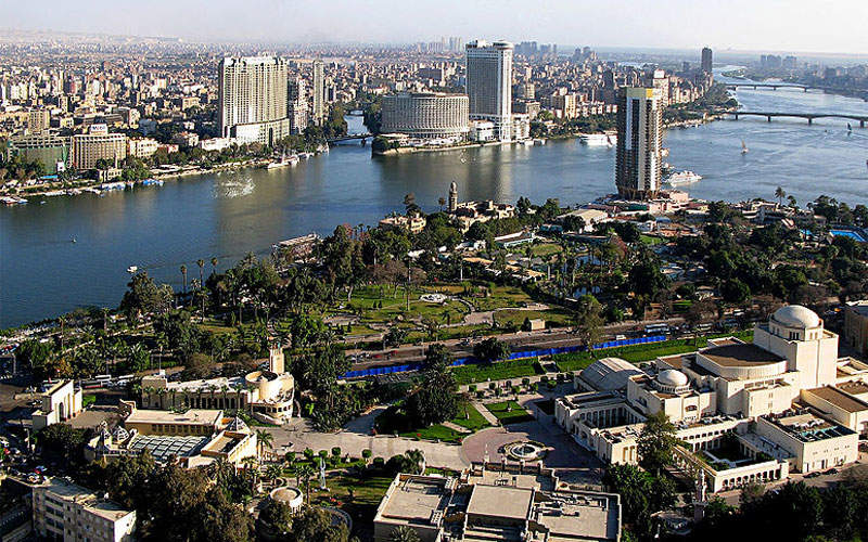 Kafr El Sheikh Wastewater Expansion Programme will improve the quality of water in the River Nile.  Photo courtesy of Raduasandei via Wikipedia.