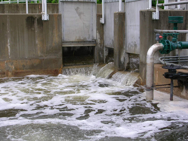 Ringsend wastewater treatment plant will be upgraded to its maximum capacity. Image: courtesy of FreeImages.com / Sherry Wil.