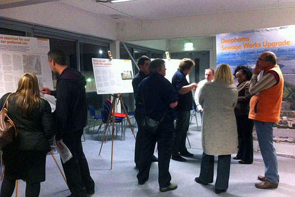 Phase 1 consultation results for the upgrade were presented in October 2012.