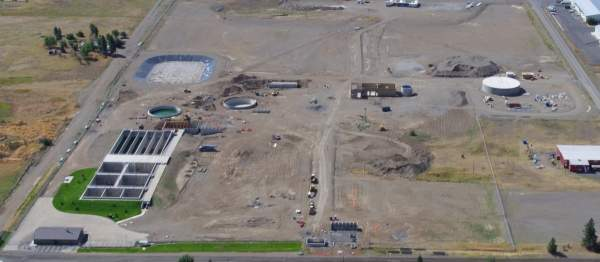 Robert B Goebel General Contractor was contracted to undertake phase 1A, while IMCO General Construction is undertaking phase 1B of the project. Image courtesy of City of Airway Heights.