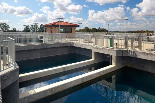Balfour Beatty Infrastructure built the $207m million Vineyard Surface Water Treatment Plant in Sacramento, CA. Image courtesy of Balfour Beatty Infrastructure, Inc.