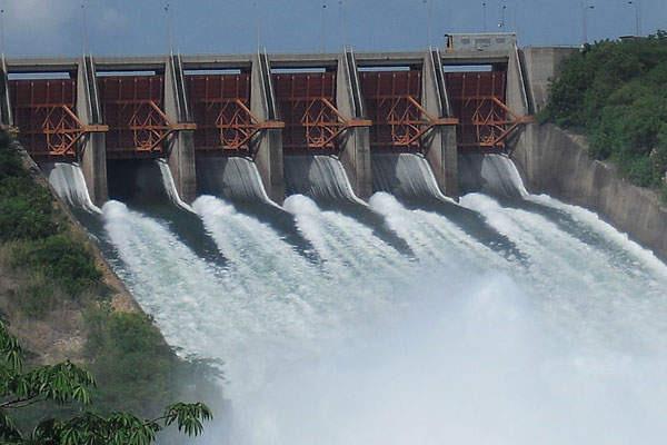 Dam Protection Story