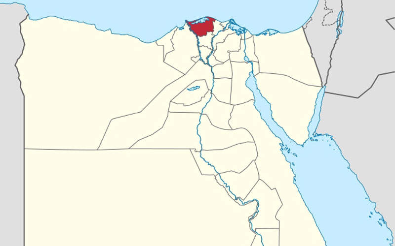The project is located in Kafr El Sheikh (KES) Governorate in Egypt. Image courtesy of NordNordWest via Wikipedia.