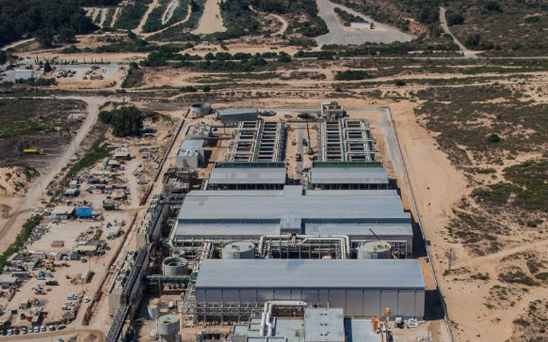 Sorek desalination plant was completed with a total investment of approximately $400m.