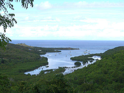 The wastewater treatment will reduce the discharge of processed wastewater into the Caribbean Sea to a minimum.