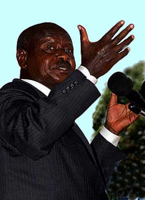 Ugandan President Yoweri Museveni formally commissioned the new Gaba III plant in April 2007. In his speech, he reaffirmed his commitment to providing safe water to the population and eradicating poverty throughout the country.