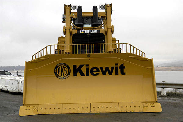 Kiewit carried out the first and second phases of the Folsom Dam joint federal project.