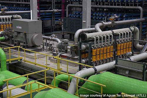 High-pressure pumps and pressure exchangers.