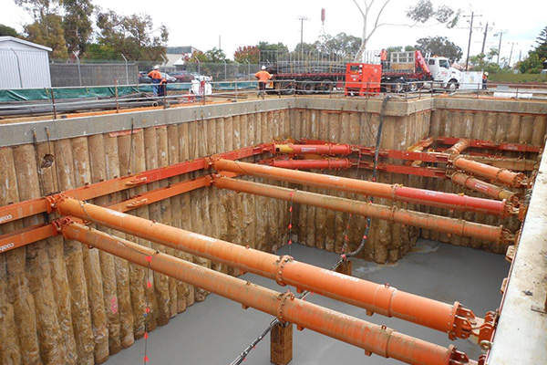 The upgrade has increased the capacity of the station to prevent wastewater overflow. Image courtesy of SA Water.