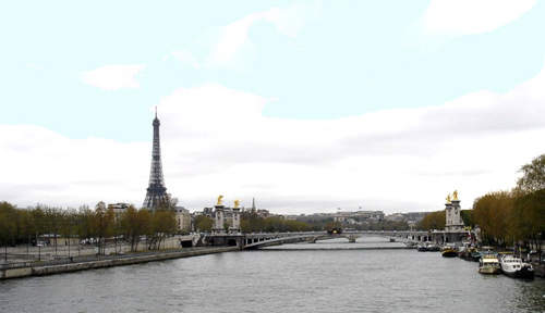 Earlier efforts to reduce pollution into the Seine have already begun to bear fruit. A recent study identified 35 species of fish within the boundaries of the city – compared with 15 only two years previously.