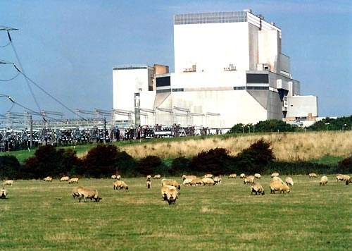 The outsourced water treatment plant at Hinkley Point B nuclear power station near Bridgwater in Somerset is the first of its kind to be installed at a British Energy site.
