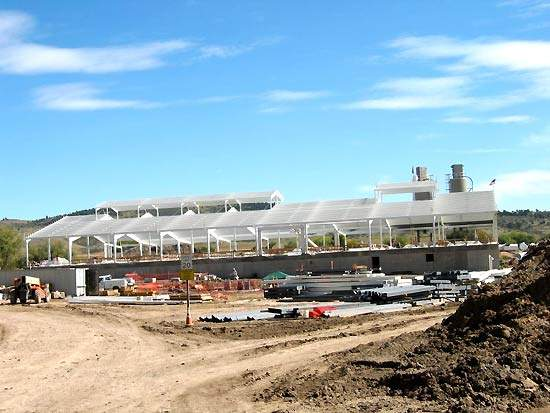 The new WTP is the single largest public works project undertaken by the City of Longmont to date.