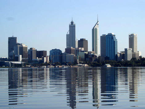 Although Perth sits on the Swan River, a growing population coupled with a climate becoming hotter and drier has put increasing pressure on the city's water resources.