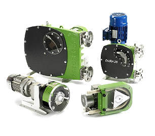 peristaltic pump, water, wastewater, mining, chemical processing, durable peristaltic hoses