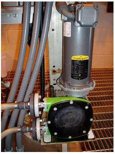 Peristaltic Hose Pump, progressing cavity pump, water and wastewater plant, vf10 hose pumps, verder