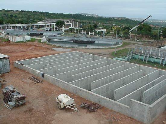 Adam Clark Water Treatment Plant started construction in 1999 and it opened in October 2001.