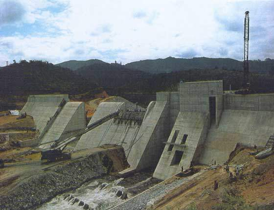 The Lower Kihansi hydropower project, located 450km south-west of Dar Es Salaam and 80km south of Iringa in Tanzania, includes the construction of a concrete gravity dam with a height of 25m and a length of 200m, which creates a reservoir with a storage volume of one million m3.