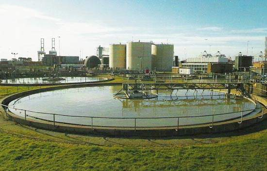 Millbrook Wastewater Treatment and Recycling Centre, United