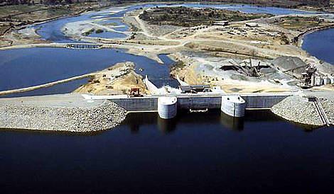 Poechos Dam, Chira-Piura, Peru. (Image courtesy of Energoprojekt)