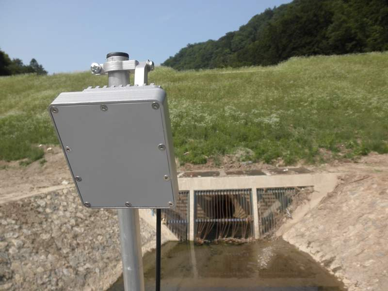 sewage monitor