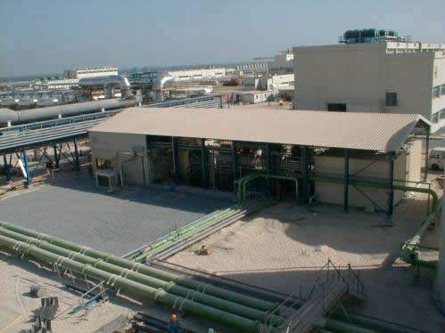The Umm Al Nar Power Company is the largest single producer of water in the United Arab Emirates.