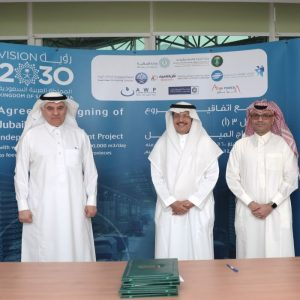 ACWA Power-led consortium to build desalination plant in Saudi Arabia