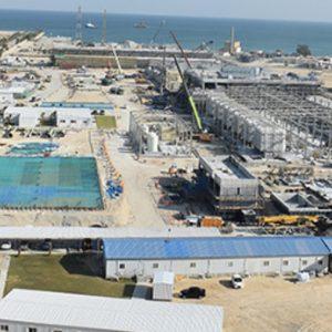 Acciona announces first production of water at Al-Khobar 1 desalination plant in Saudi Arabia
