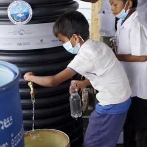 UAE's 20by2020 initiative provides safe drinking water to three Cambodian villages