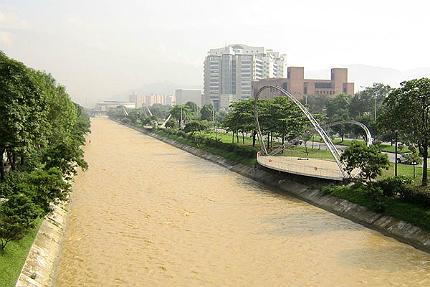Medellin River Sanitation Program