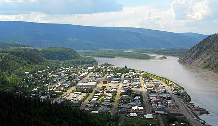 Dawson City's Wastewater Treatment Project, Yukon, Canada