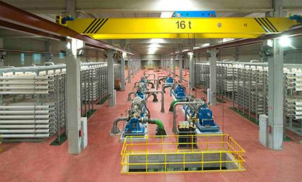 The project was undertaken by Aguas de las Cuencas Mediterráneas (Acuamed)