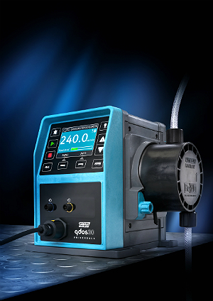 Watson-Marlow's new Qdos 30 metering pump