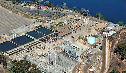 Miramar water treatment plant upgrade and expansion project