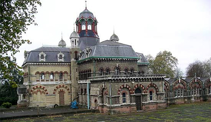 Victorian Abbey Mills