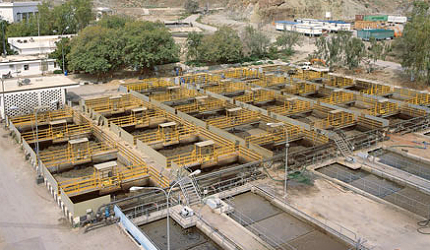 Muscat Wastewater Project, Governate of Muscat