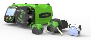 The new Verderflex Vantage 5000 and Steptronic range of peristaltic pumps.