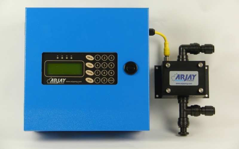 arjay cooling monitor