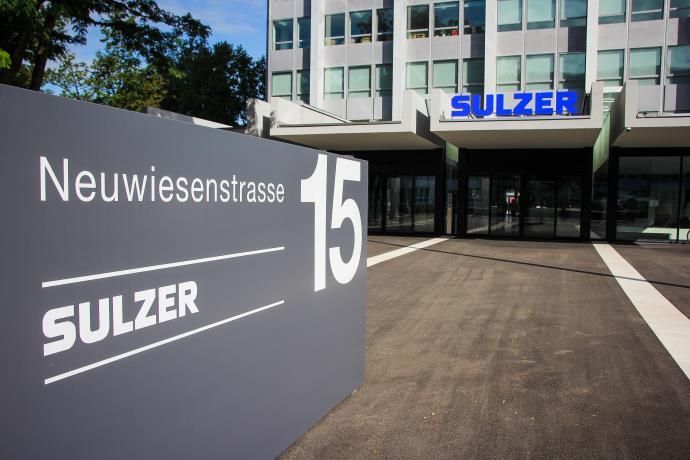 sulzer building