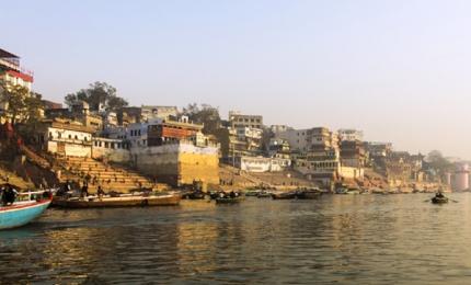 Ganga River, Varanasi, India